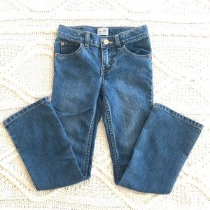 NWT Girls Bootcut Jeans Size 6/7